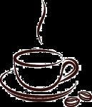 فروشگاه یا شرکت قهوه